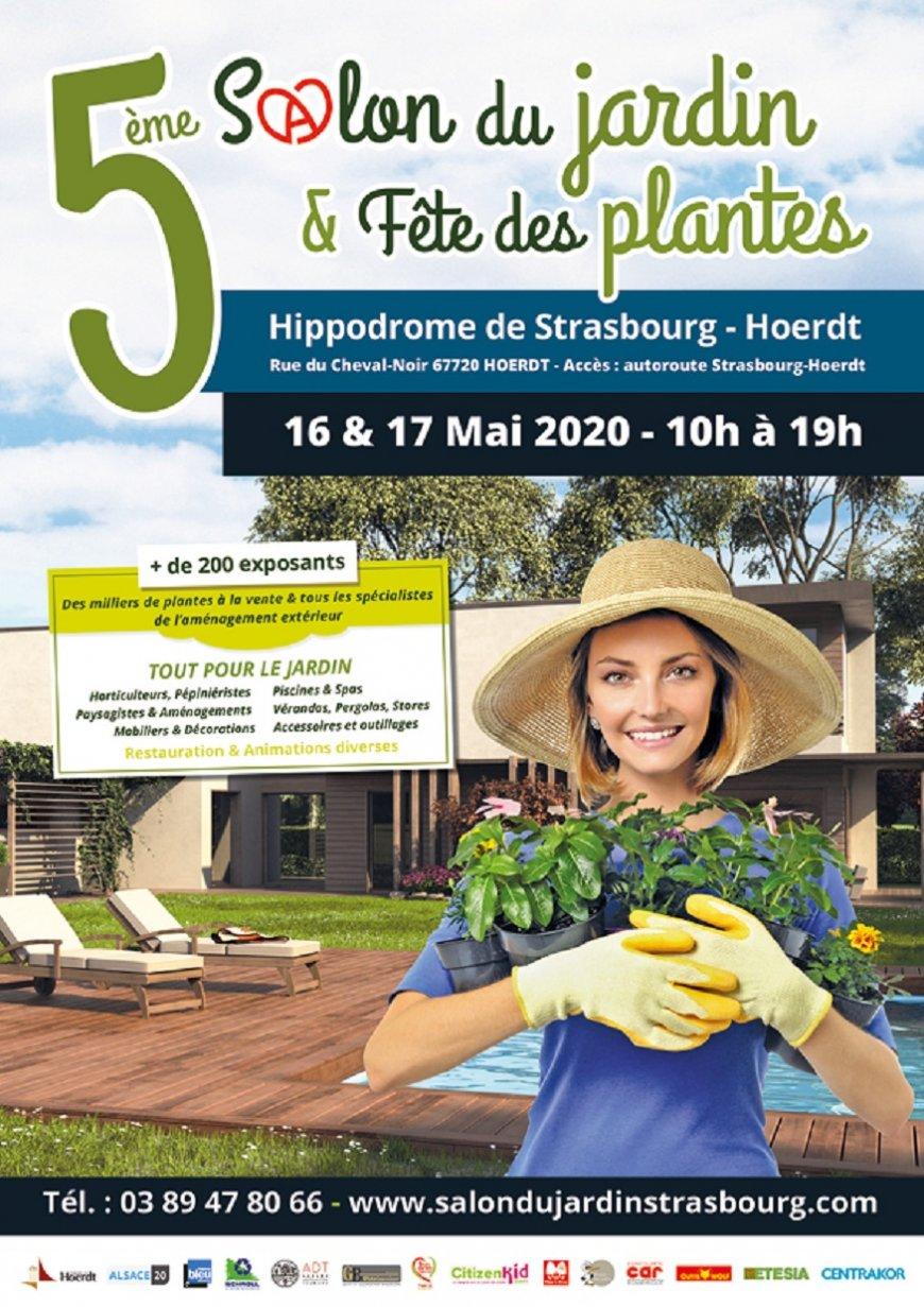 5ème Salon du Jardin Strasbourg 2020