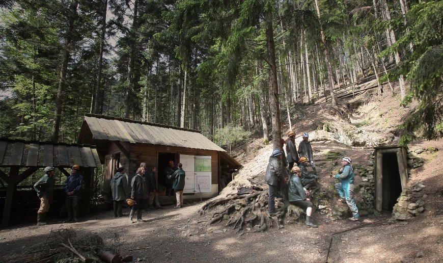 Visites authentiques de mines d'argent