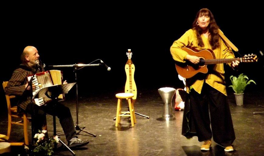 "Isabelle Loeffler raconte ""Les histoires de Trafalgar"" - Strasbourg"