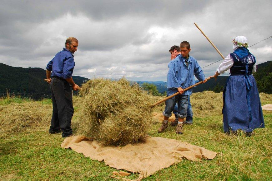 Visites théâtralisées : laissez-vous conter les paysans
