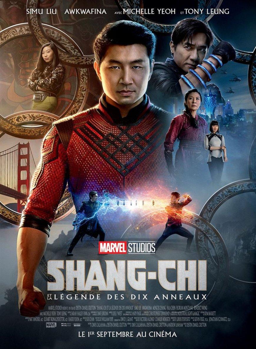 Cinema REX - Shang-Chi et la Légende des Dix Anneaux