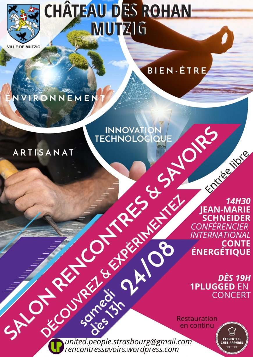 Salon Rencontres & Savoirs 2019