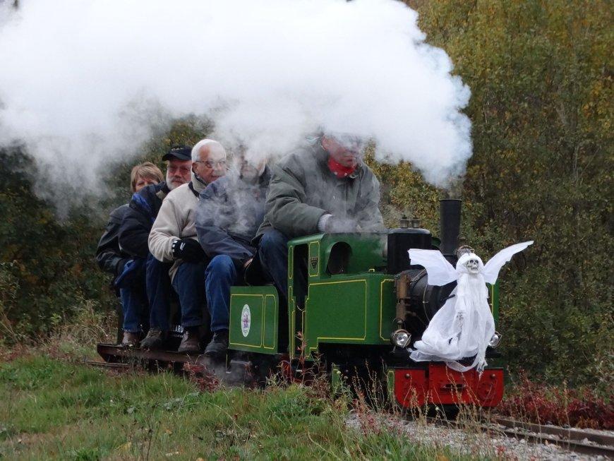 Train, Le Tortillard, Fête d'Automne