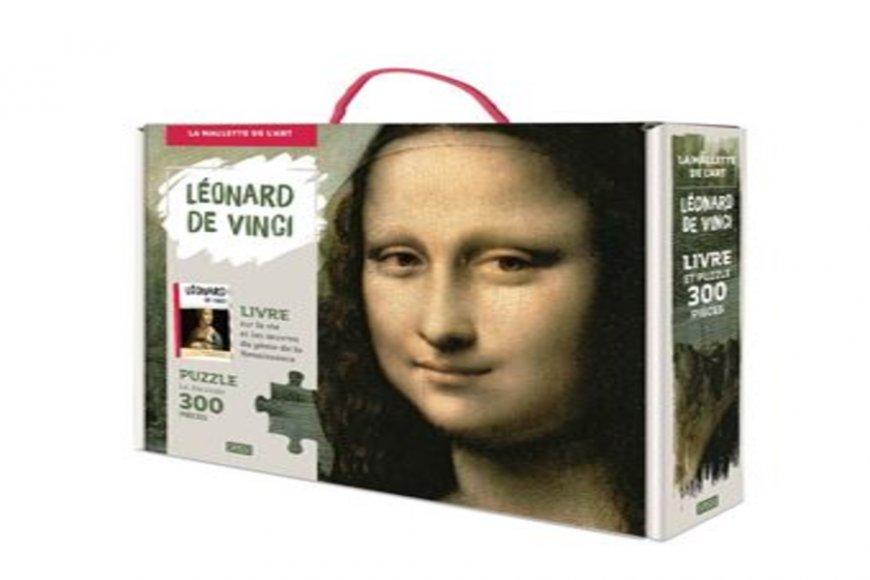 La mallette de l'art - Léonard de Vinci, La Joconde