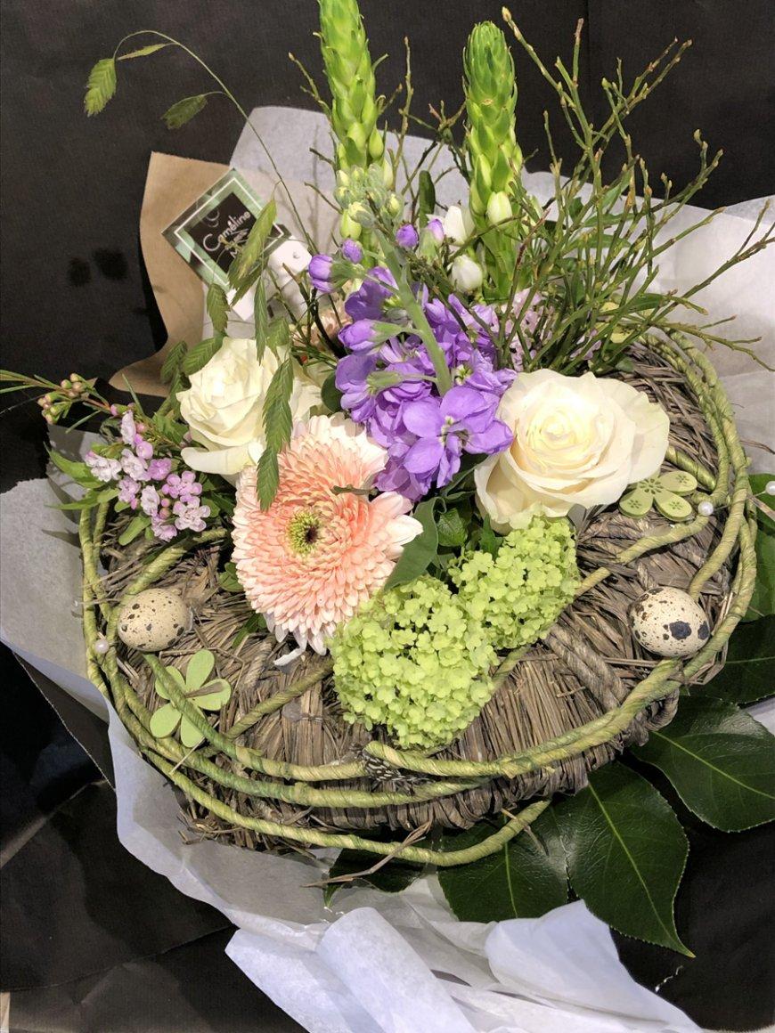 Bouquet de Pâques à partir de 30 €
